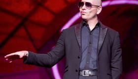Pitbull In Concert - Clarkston, Michigan