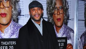 Tyler Perry's 'Medea Goes To Jail' New York Screening - Outside Arrivals