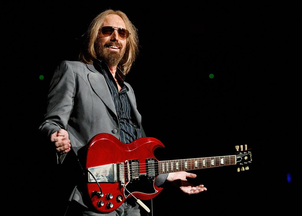 Tom Petty Performs At Pepsi Live At Rogers Arena