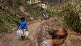Utuado in Puerto Rico's interior was ravaged by Maria and aid is non-existent.