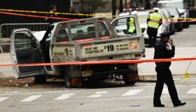 New York City Deals With Aftermath Of Terror Attack In Manhattan