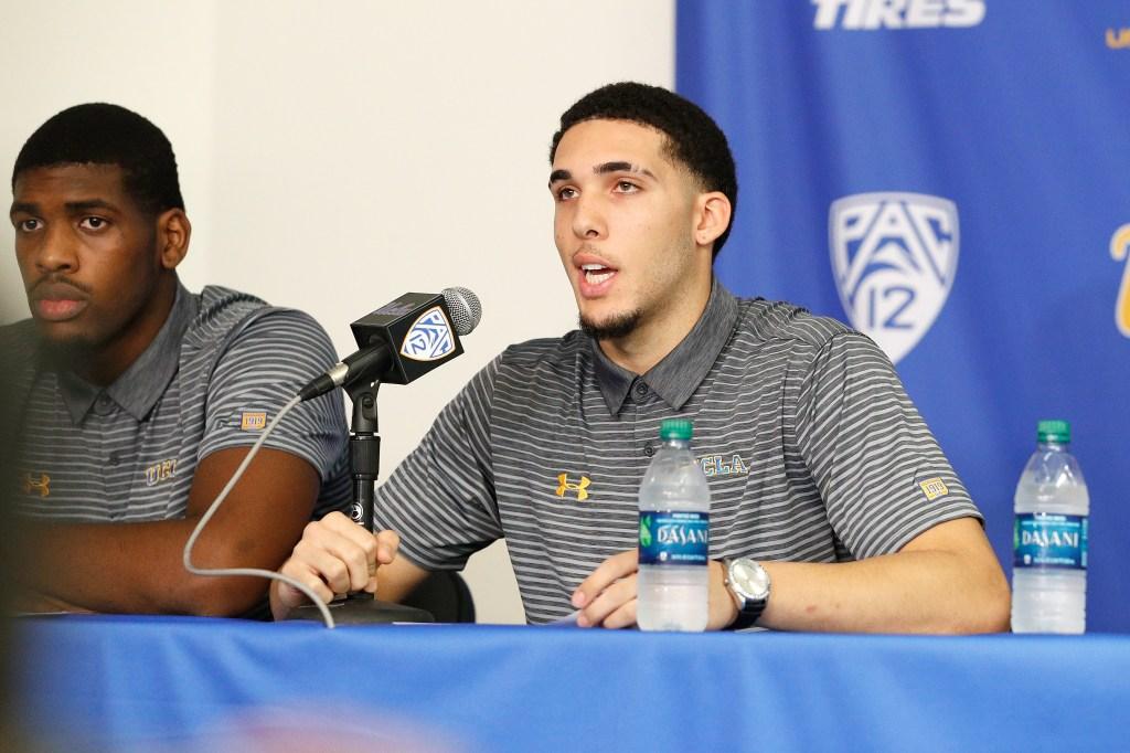UCLA Press Conference