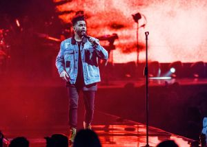 The Weeknd In Concert - Detroit, Michigan