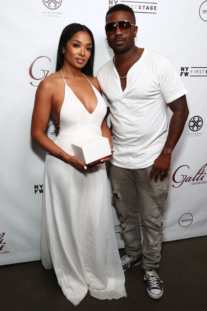 Princess Love and Ray J - Love & Hip Hop Hollywood
