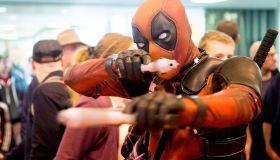Comic Con - Birmingham