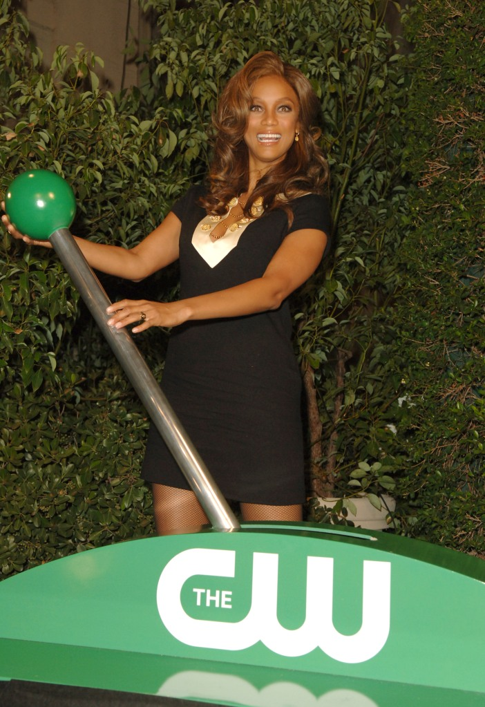 The CW Launch Party - Green Carpet