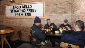 Taco Bell's Nacho Fries Premiere