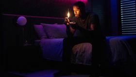 Michael B. Jordan Fahrenheit 451 still