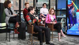 Celebrities Visit Build - February 20, 2018