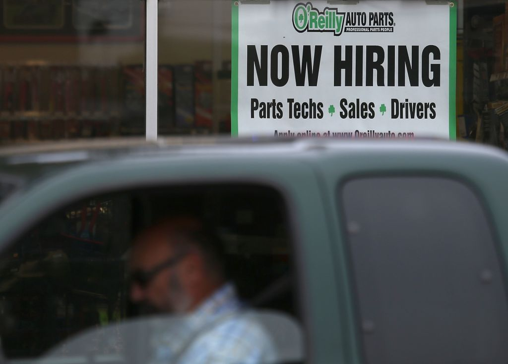 National Unemployment Rate Drops To 5.8 Percent