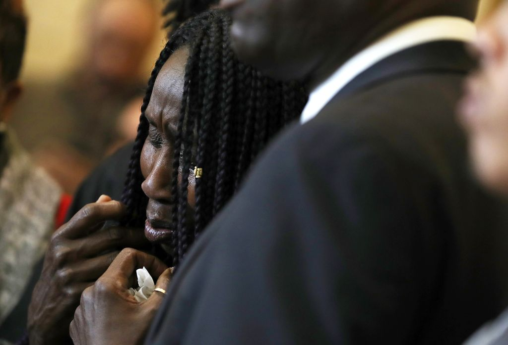 Civil Rights Attorneys Address Police Shooting Death In Sacramento