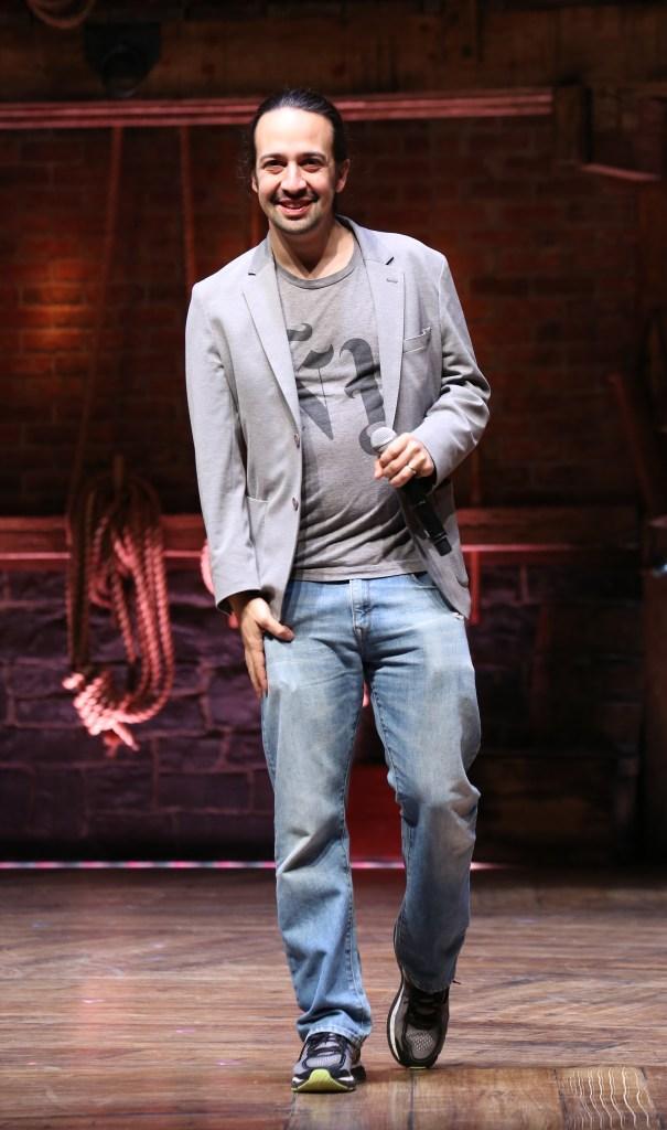 Broadway's 'Hamilton' High School Student Matinee