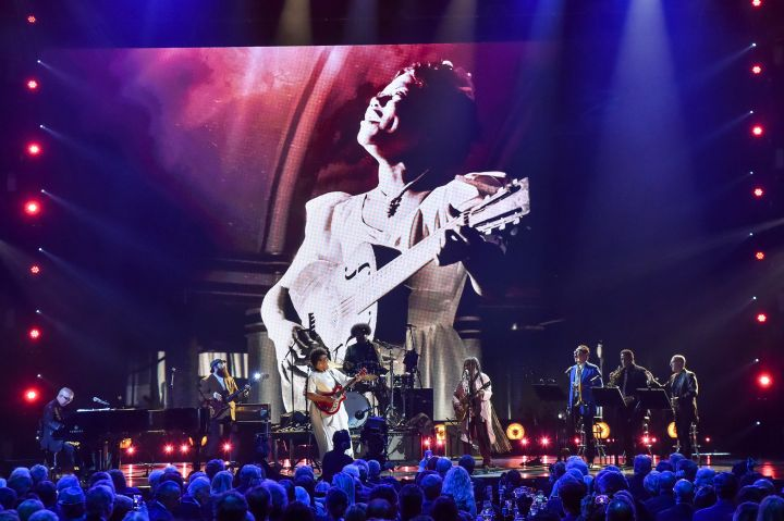33rd Annual Rock & Roll Hall of Fame Induction Ceremony – Show