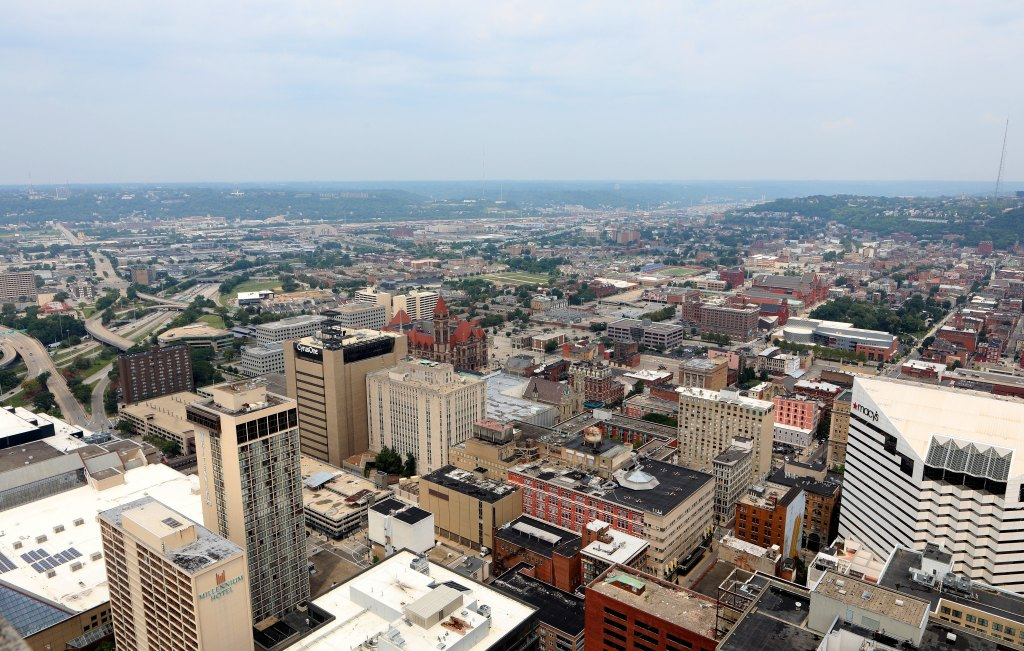 Cincinnati Cityscapes And City Views