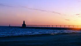 East Pierhead Lighthouse, Cleveland, Ohio