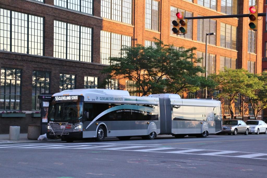 Editorial - Public Transit Commuter Bus
