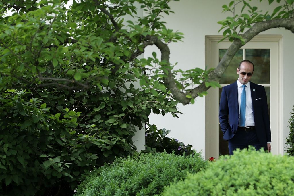 President Trump Departs White House En Route To New York