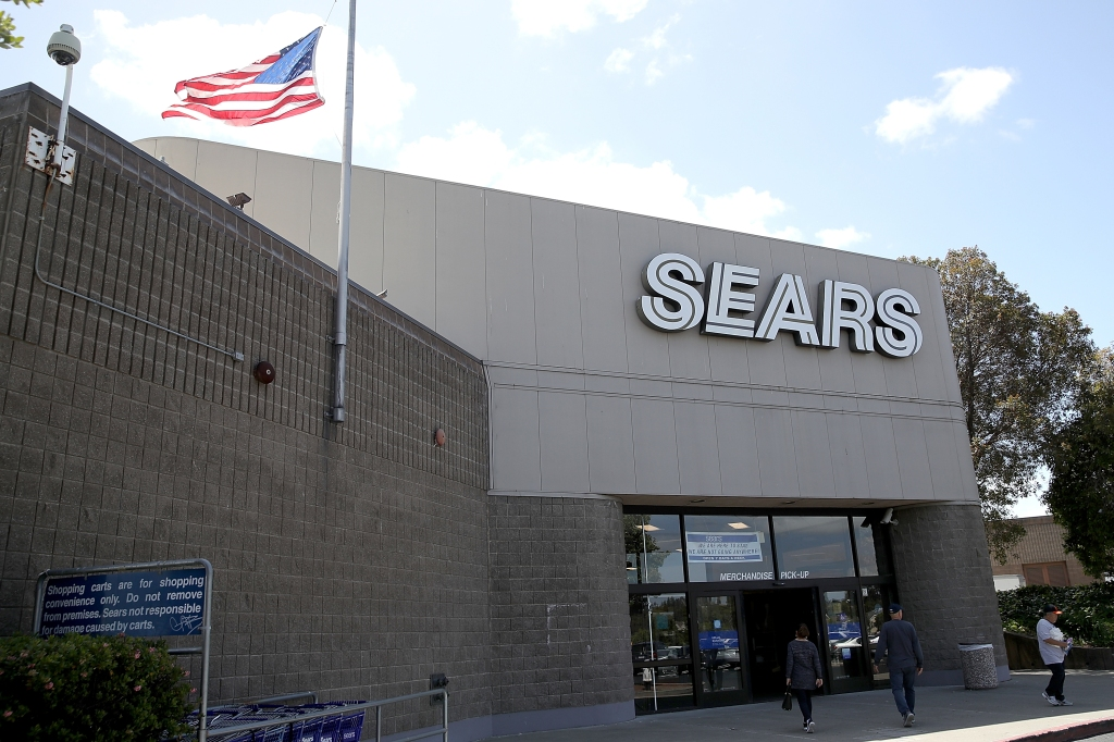 Sears To Close 72 More Stores After 26th Quarter Of Declining Profits