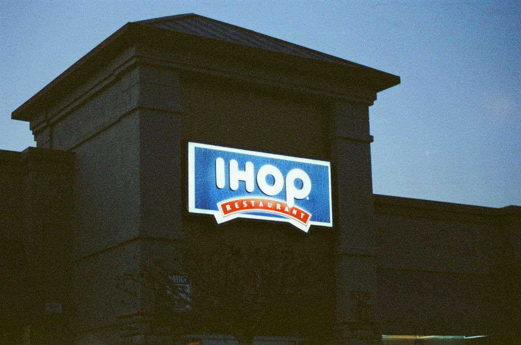 Ihop At Night