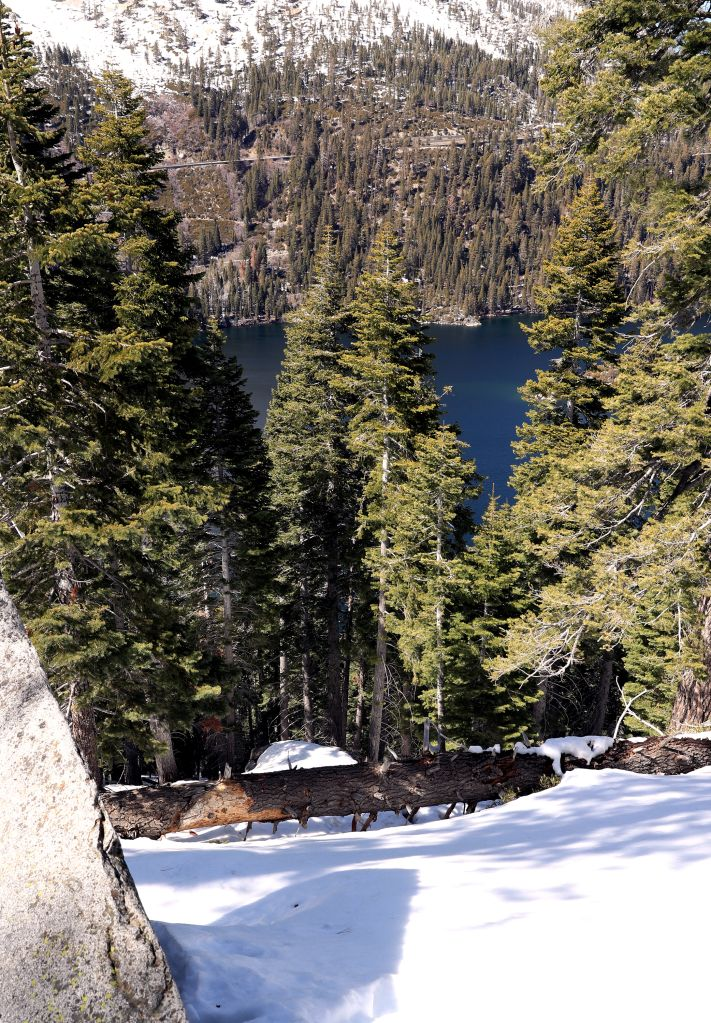 General view of Lake Tahoe