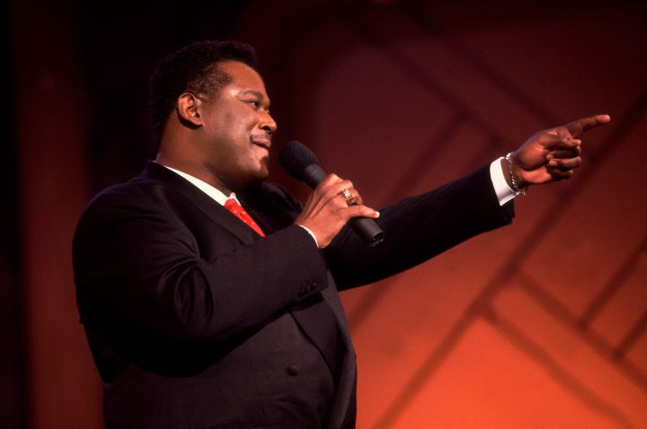 Luther Vandross On 'Oprah Winfrey'
