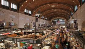 West Side Market; Cleveland, Ohio, USA