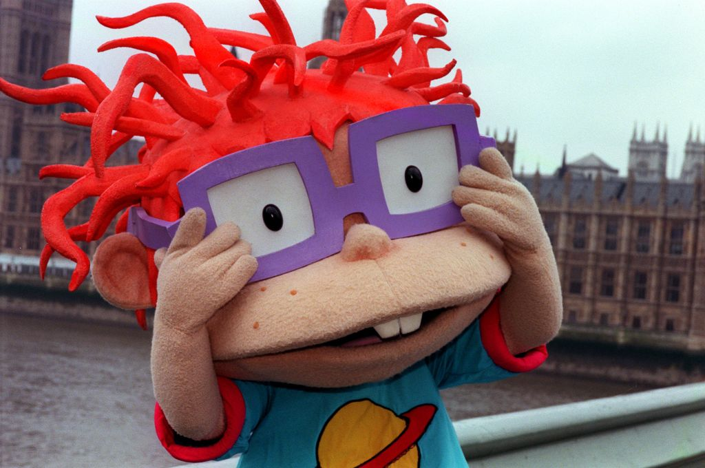 Rugrats/Chuckie-Westminster