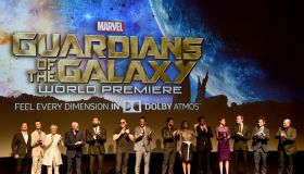 The World Premiere Of Marvel's Epic Space Adventure 'Guardians Of The Galaxy' - Red Carpet