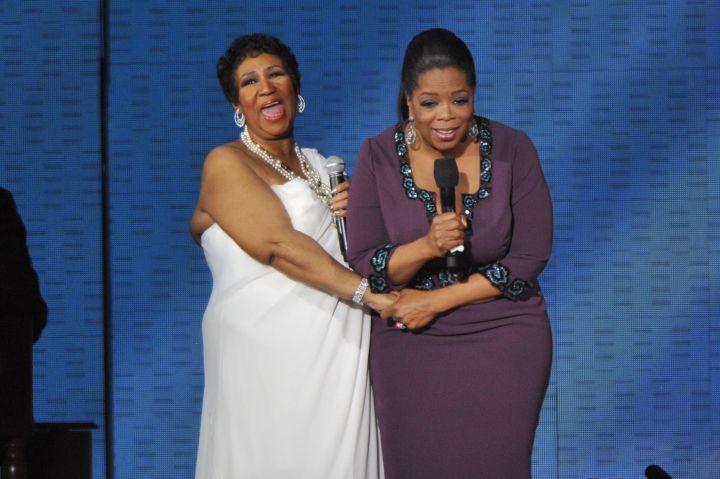 Surprise Oprah! A Farewell Spectacular – Performances