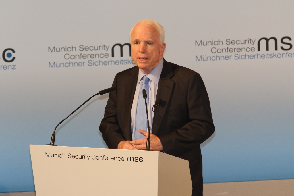 Munich Security Conference in Munich, Germany