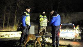 Charlie Hebdo terror suspect manhunt