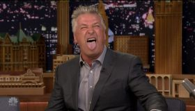Alec Baldwin during an appearance on NBC's 'The Tonight Show Starring Jimmy Fallon.'