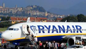 Ryanair flights cancelled at Orio al Serio Airport