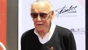 Stan Lee's Hand and Footprint Ceremony at TCL Chinese Theatre IMAX
