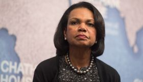 Dr Condoleezza Rice at Chatham House