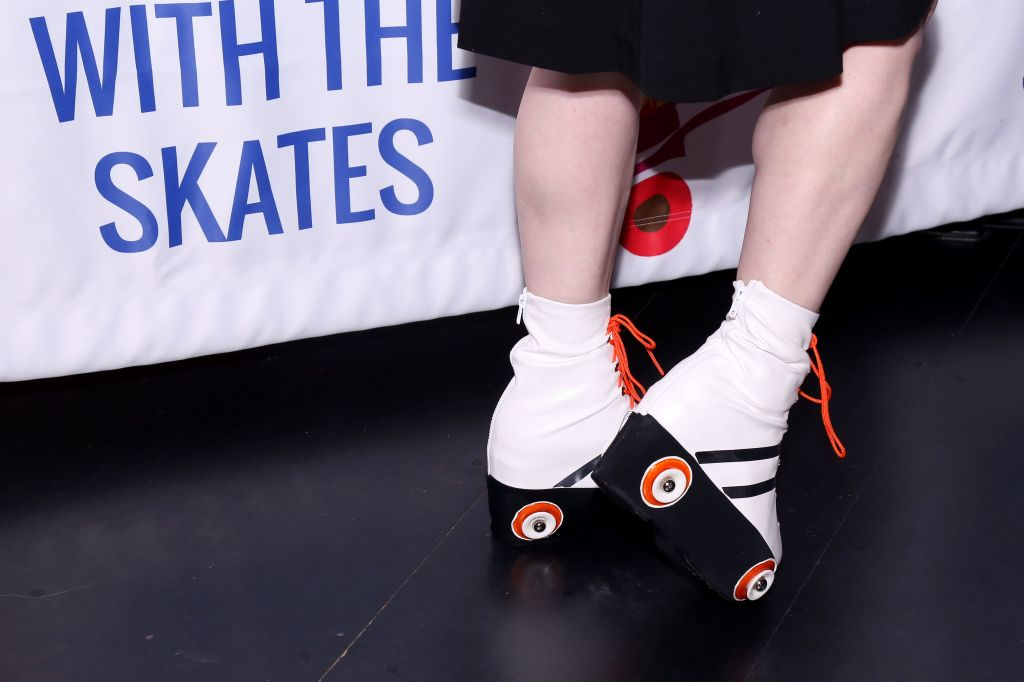 Hit Her With The Skates Photo Call