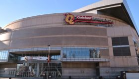 NBA's Quicken Loans Arena, Cleveland, Ohio, USA