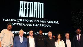 Criminal Justice Reform Organization Launch