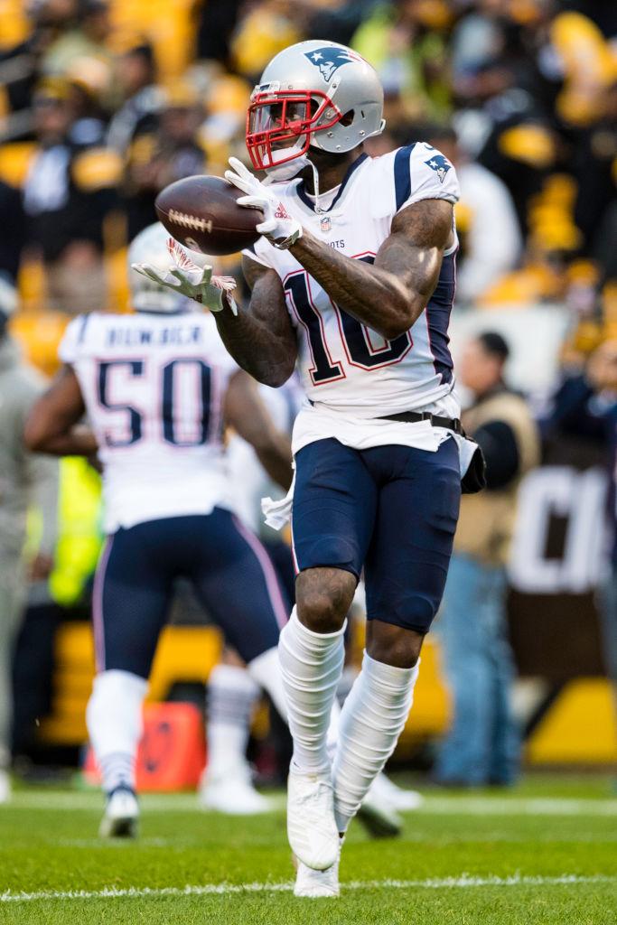 NFL: DEC 16 Patriots at Steelers