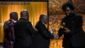 61st Annual GRAMMY Awards - Premiere Ceremony
