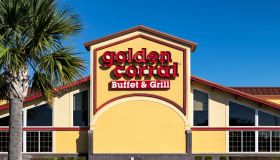 Golden Corral buffet & grill...