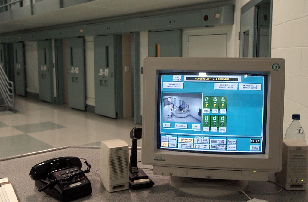 Souza-Baranowski Correction Center In Shirley, Mass.
