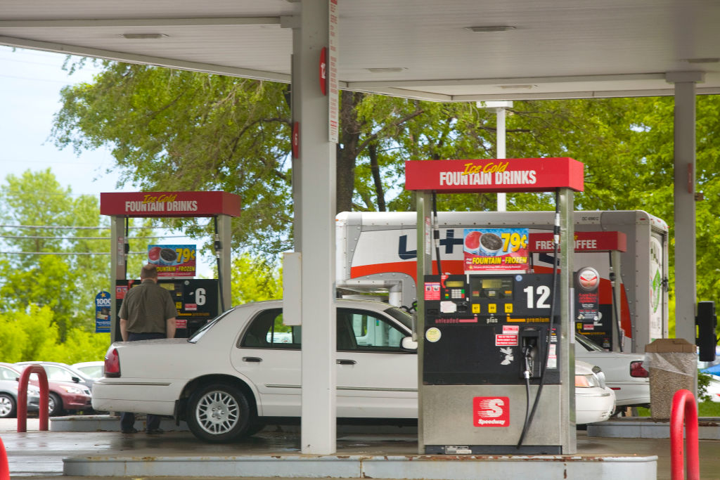 U.S. Gas Prices Hit $4 Average For The First Time