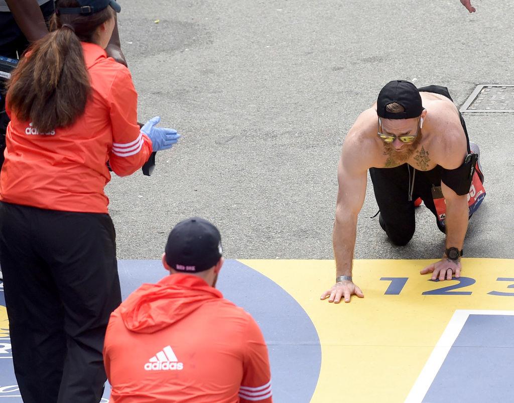 123rd Boston Marathon