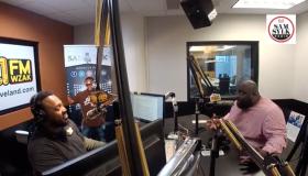 Sam Sylk And Faizon Love Live In Studio