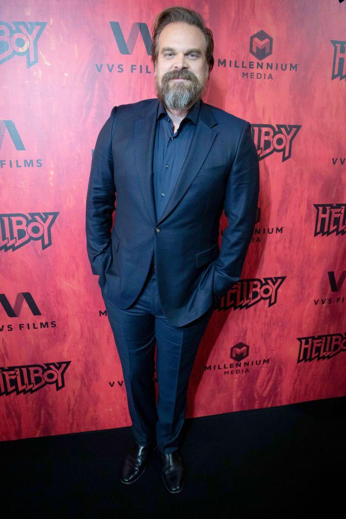 Canadian premiere of 'Hellboy'