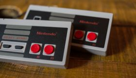 Two NES (Nintendo Entertainment System) Classic Mini