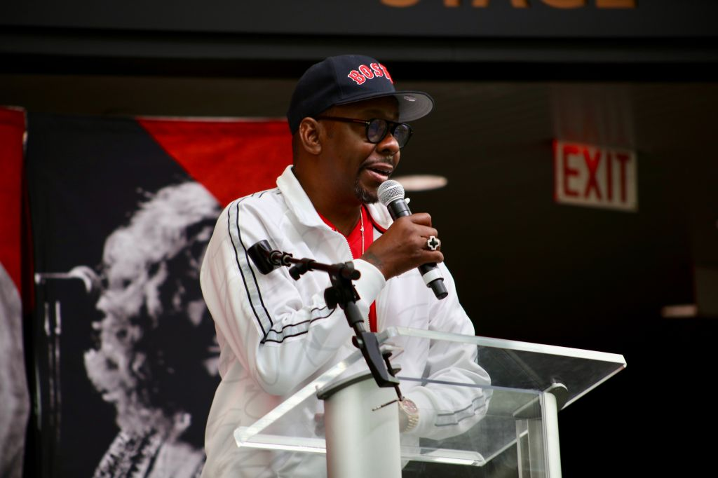 Bobby Brown Rock and Roll Hall of Fame 2019