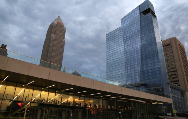 Cleveland Convention Center, Cleveland, Ohio, USA
