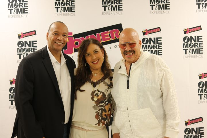 Tom Joyner Meet & Greet At The One More Time Experience In Cleveland! [PHOTOS]